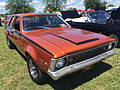 1970 AMC Hornet base two-door sedan at 2015 Macungie show 1of3.jpg