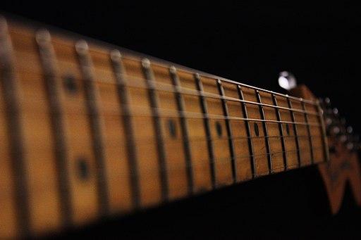 1979 Fender Stratocaster - fretboard from bottom (2010-03-18 01.50.52 by John Tuggle)