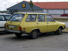 Dacia 1310 Break (Estate)