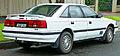 1990 Mazda 626 (GD Series 2) Eclipse 2.2i hatchback (2011-11-17) 02.jpg
