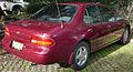 1995-1997 Nissan Bluebird (U13 S2) LX sedan 01.jpg