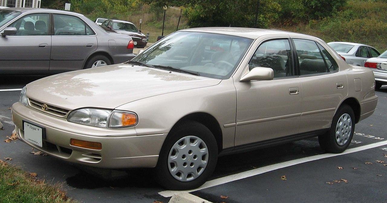 Тойота камри 1994 тюнинг фото