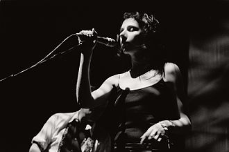PJ Harvey - PJ Harvey 1998 in Cologne/Germany