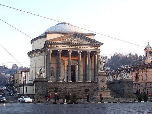 Gran Madre di Dio, Turin