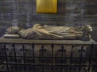 gisant de Simon Mattifas de Buci