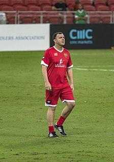 Steve Harkness English footballer