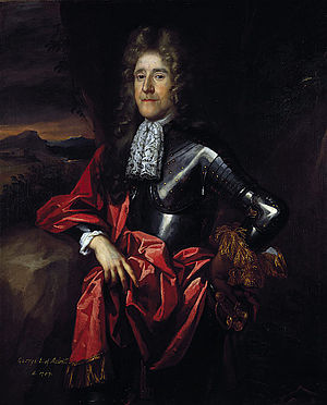 Earl of Melville - George Melville, 1st Earl of Melville.