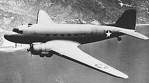 309th Airlift Squadron - 443d Troop Carrier Group C-47