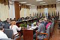 20-05-2014- Georgetown-Guyana, Intervencion del Canciller Ricardo Patiño en la sesion plenaria de la ( COFCOR ) IMG 7862 (14052279138).jpg