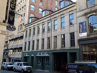 Boston Landmark - Image: 20 30 Bromfield Street 103014