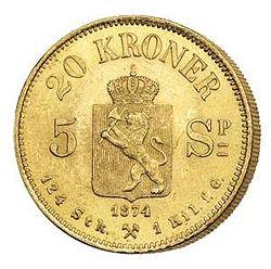 Norske Mynter Wikipedia