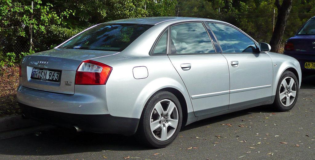 Audi a4 quattro specs 2001