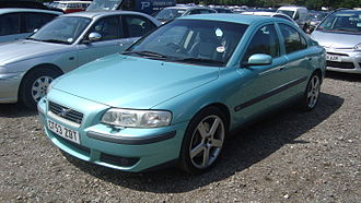 Volvo R - The Volvo S60 R was the replacement for the Volvo S70 R