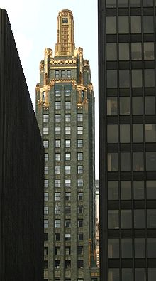 Le Carbide & Carbon Building