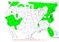 2005-09-21 24-hr Precipitation Map NOAA.png