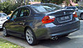 2005-2006 BMW 330i (E90) sedan 01.jpg