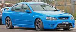 2005-2006 FPV F6 Typhoon (BF) sedan 01.jpg