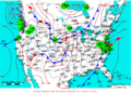 2008-04-06 Surface Weather Map NOAA.png