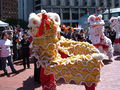 2008 Olympic Torch Relay in SF - Lion dance 37.JPG