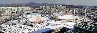 Jangan-gu - Suwon Civil Stadium