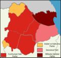 2009 Kırklareli Yerel Seçim Sonuçları Haritası.png