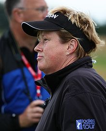2009 Women's British Open – Karen Lunn (2).jpg
