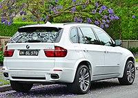 BMW X Wikipedia - 2013 bmw x5 35d