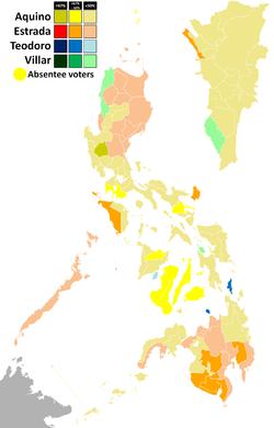2010 Philippine general election - Wikipedia