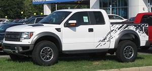 Ford F-Series (twelfth generation) - F-150 Raptor