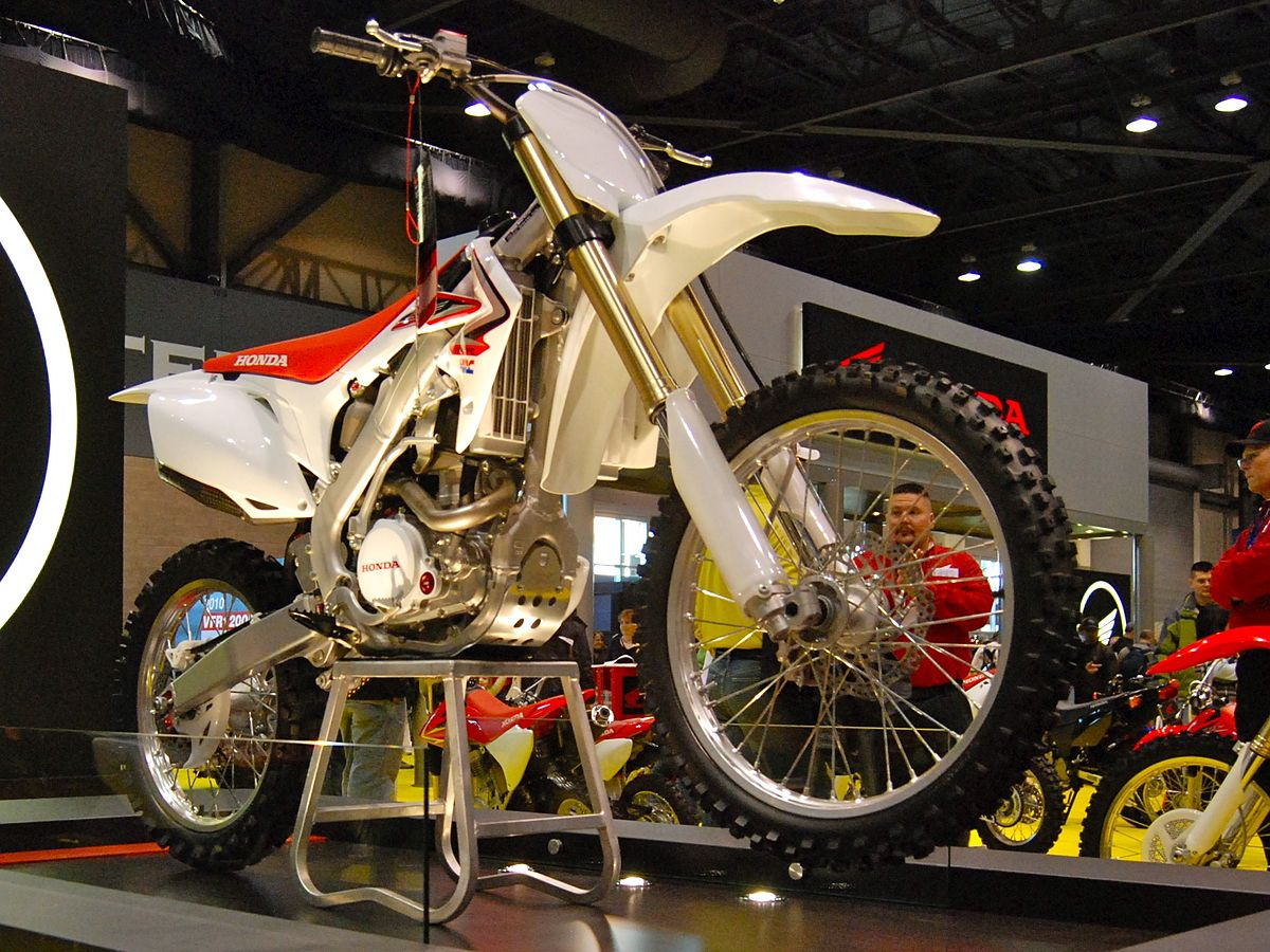 Honda CRF series - Wikipedia