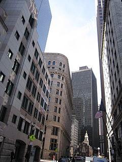 State Street (Boston) street in Boston, Massachusetts