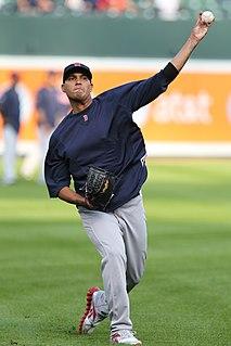 Félix Doubront Venezuelan baseball player