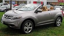 Nissan Murano - Wikipedia, the free encyclopedia