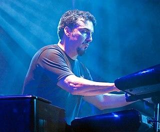 Derek Sherinian American keyboardist (born 1966)