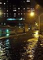 20121029 storm surge beneath building (8141780251).jpg