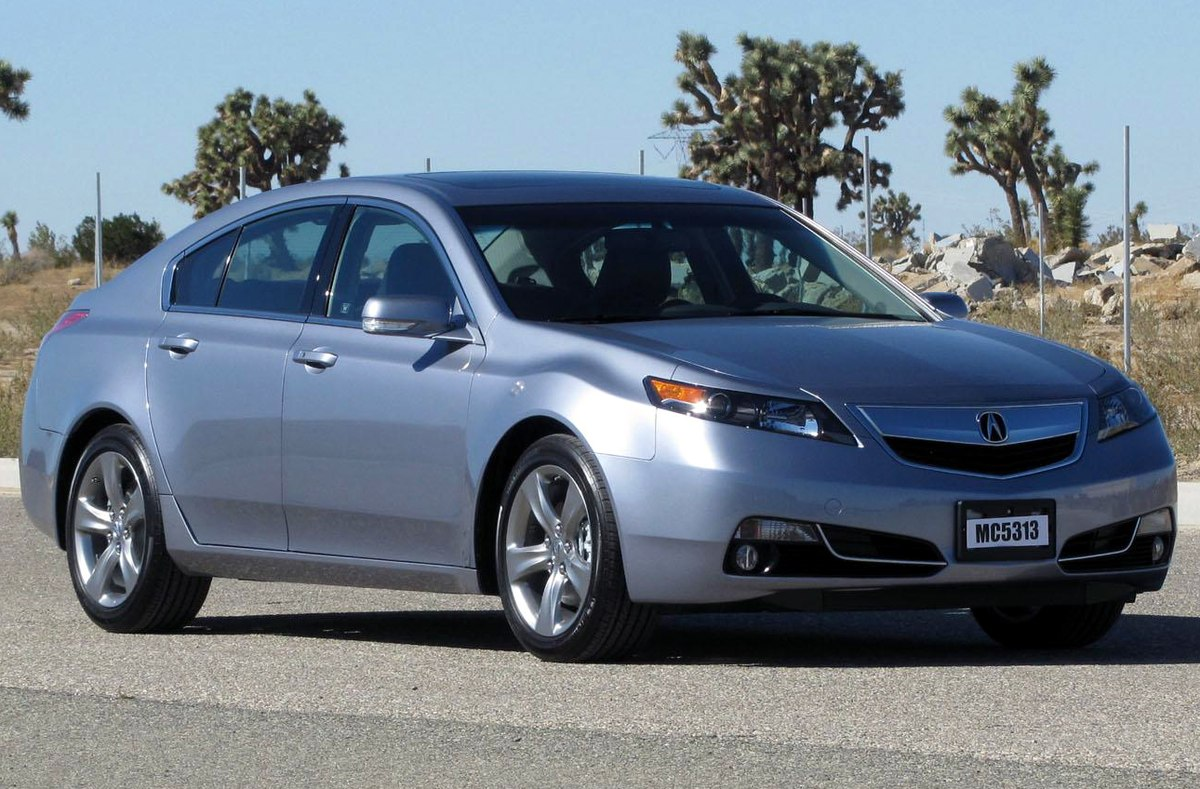 Acura TL Wikipedia - Are acura tl good cars