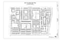 2012 As-Built Site Plan - Utica Square, 21st and Utica Avenue, Tulsa, Tulsa County, OK HALS OK-53 (sheet 2 of 3).png