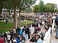 2012 Hippodrome de Longchamp Rond de presentation1.JPG