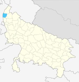 Shamli district