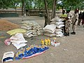 2013 11 28 AMISOM Djibouti recover goods from Alshabab 6 (11147179554).jpg
