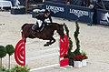 2013 Longines Global Champions - Lausanne - 14-09-2013 - Steve Guerdat et Sidney VIII 1.jpg