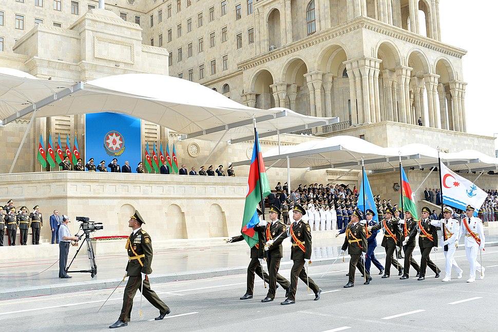 2013 Military parade in Baku 16