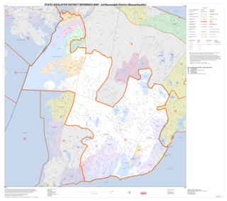 Massachusetts House of Representatives 3rd Barnstable district
