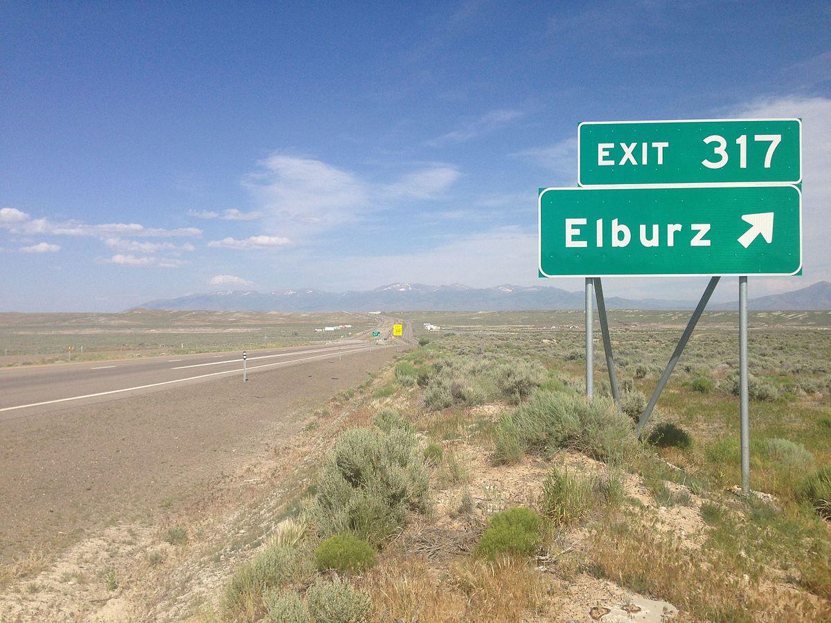 Elburz Nevada Wikipedia