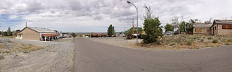 Gabbs, Nevada - Central Gabbs