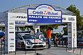 2014 10 04 10-43Rallye France, Parc assistance Colmar, Sébastien Ogier.jpg