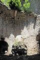 2014 Nowy Aton, Ruiny baszty (01).jpg
