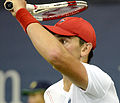 2014 US Open (Tennis) - Qualifying Rounds - Andreas Beck (14869632077).jpg