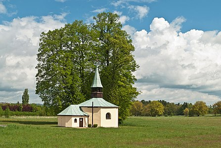 Chapel of Our Lady of Sorrows in Wolany
