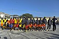 2015 03 04 AMISOM Police football players play with Dharkenley Team-1 (16528728648).jpg